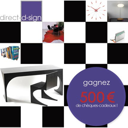 concours photo bureaux le cadeau un ch que cadeau de 500 euros chez direct d. Black Bedroom Furniture Sets. Home Design Ideas